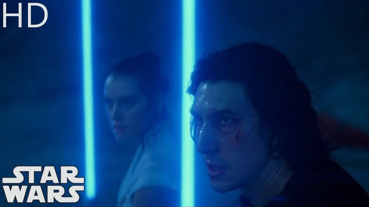 Download Rey And Ben Vs. Emperor Palpatine (FULL FIGHT)   Star Wars: The Rise Of Skywalker HD Movie Clip
