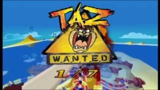 Let's Play Taz: Wanted (4) - Look Goon, a Beach!