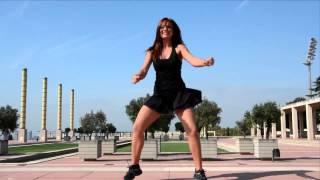 Zumba® Moviendo Caderas en Barcelona, Coreo Yandel Ft Daddy Yankee2