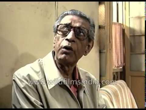 Satyajit Ray - the only Indian director with an honorary Osc