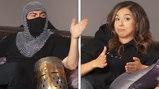 SwaggerSouls Asks Pokimane How Girls Work...