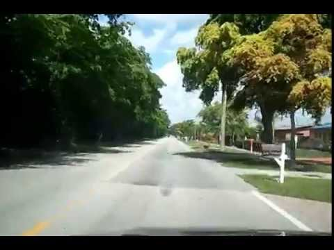Driving To Hialeah Gardens Fl Through Miami Lakes Fl Youtube