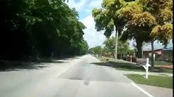 Driving to Hialeah Gardens, FL through Miami Lakes, FL