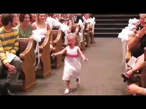 Thumbnail: 17 Kids Who Are So Done With Weddings