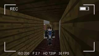 Ремейк Маинкрафт сериала Лагерь призрак - первый эпизод.