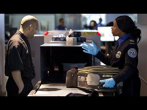 Запрет на пронос в салон самолета электроники коснется рейсов в США из восьми стран
