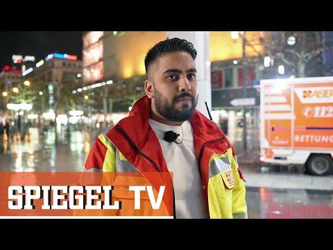 Notruf Frankfurt 1: Rettungssanitäter am Limit (SPIEGEL TV Reportage)