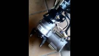 Снимаем электро усилитель руля Лада Калина(, 2016-08-25T17:01:18.000Z)