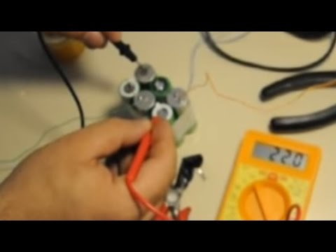 şarjlı matkaba yeni pil - 6s balans şarj kablolama - lion charge wiring - drill battery alive