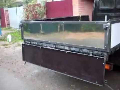 Tел. 8-925-518-10-37. Борта на грузовики: пластик и нержавейка.