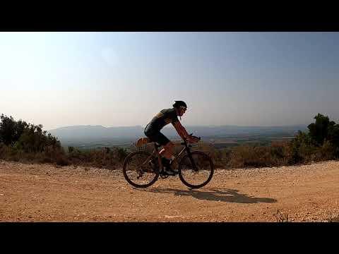 Test du gravel en bambou de Gamory Cycles