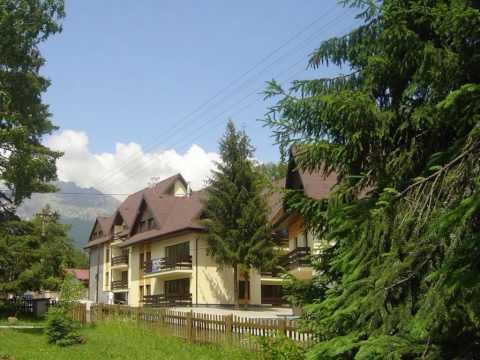 Apartments Areal Slovenka Slovakia