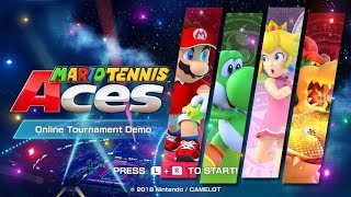 Mario Tennis Aces - DEMO - Part 4