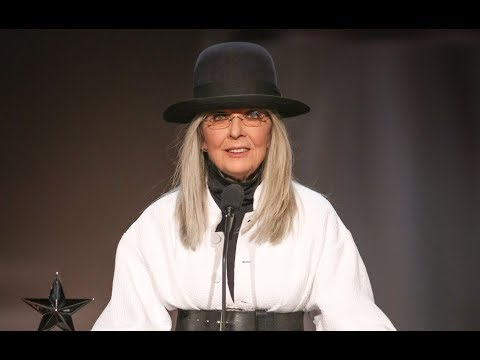 Diane Keaton Accepts the 45th AFI Life Achievement Award