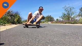 carver skateboard surfing the road south africa 2