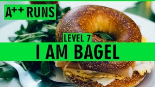 I Am Bread - Bagel Race - A++ Petrol Garage