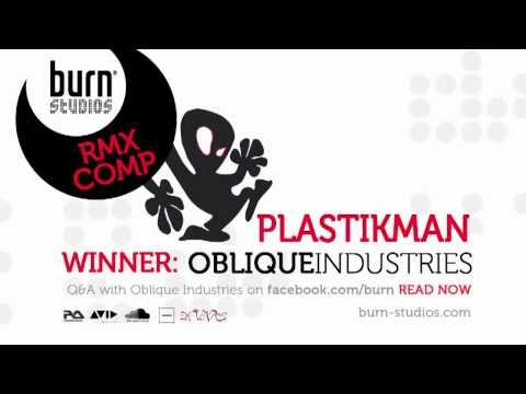 Oblique Industries @ Burn Studios - Plastikman 'Ask Yourself' rmx