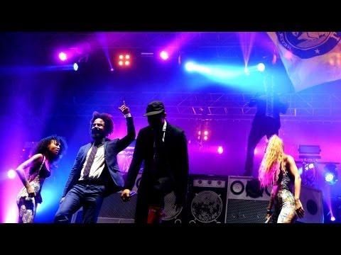 Major Lazer - Get Free at Reading Festival 2013