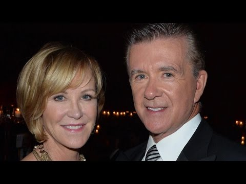 Alan Thicke's TV Wife Joanna Kerns Pays a Heartfelt Tribute