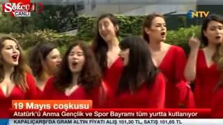 Boğaziçi Caz Korosu NTV Canlı Yayınını Trolledi: 'Çapulcu musun Vay'