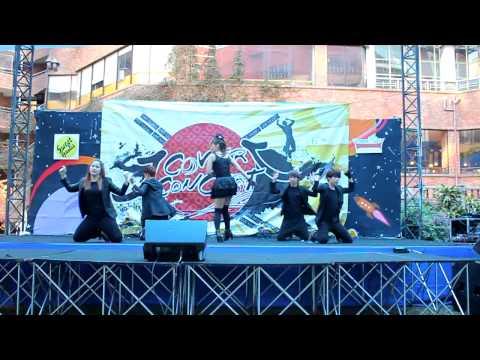 【MLD48】Plastic no Kuchibiru【踊ってみた】