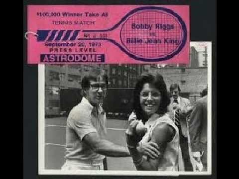 The Battle of the Sexes, 1973