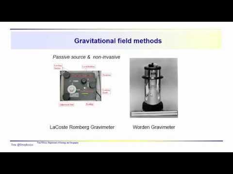 Geophysics: Gravity - Introduction, instrumentation and basic principles of operation