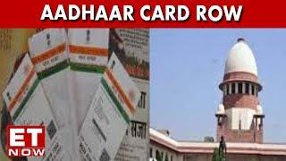 Supreme Court To Hear Aadhaar Case For Interim Relief Next Week