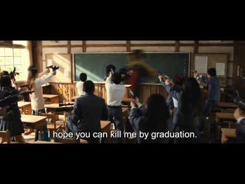 Fantastic Fest 2015 - Assassination Classroom (trailer)