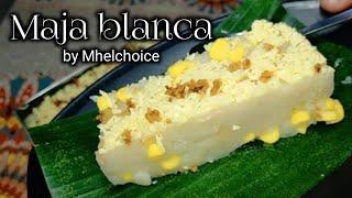 Maja Blanca | Pinoy Style