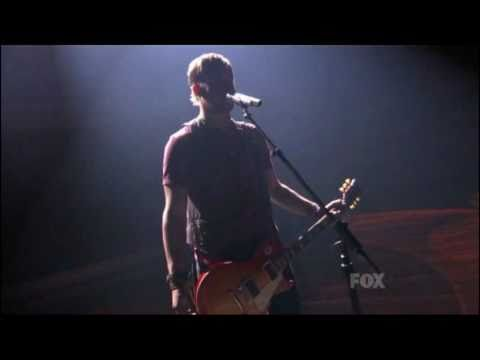 James Durbin - American Idol 2011 - Top 6 Finalists perform