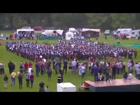 Pitlochry Highland games 13th September 2014