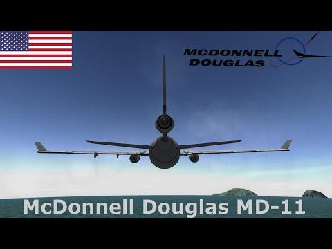 McDonnell Douglas MD-11 Speedbuild (KSP 1.1)