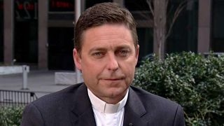 Father Jonathan Morris reacts to attacks on Christians