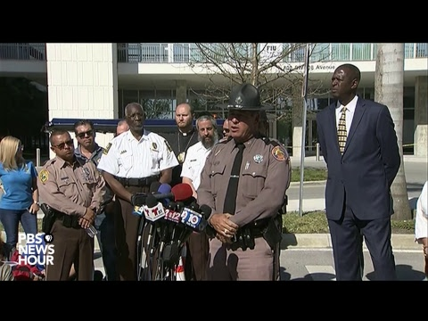 WATCH: Miami-Dade Police provide updates on FIU bridge collapse