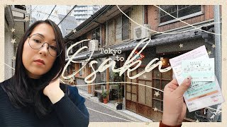 Gambar cover My Osaka Apartment Tour & Street Food!  | Solo Travel Japan Vlog