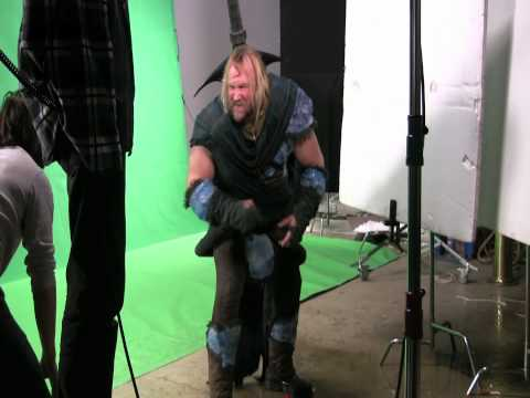 Monster Hunter Tri - Behind the Scenes: Ironbeard Bloopers