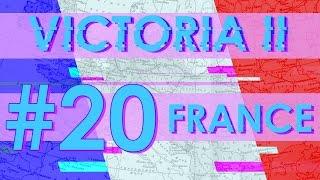 Франко-Прусская война. Прохождение Victoria 2【Франция】 #20
