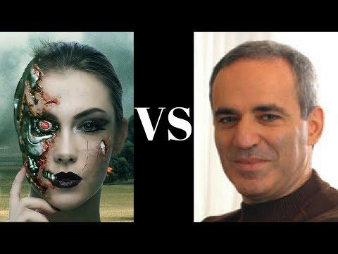 Man vs Machine: Deeper Blue vs Garry Kasparov - How did the computer play a human move?!