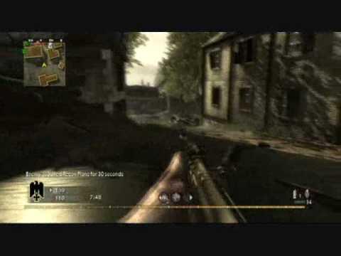 Call of Duty World At War - Team Deathmatch 1 (SVT-40)