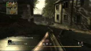 Call of Duty World At War - Team Deathmatch 1 (SVT-40)