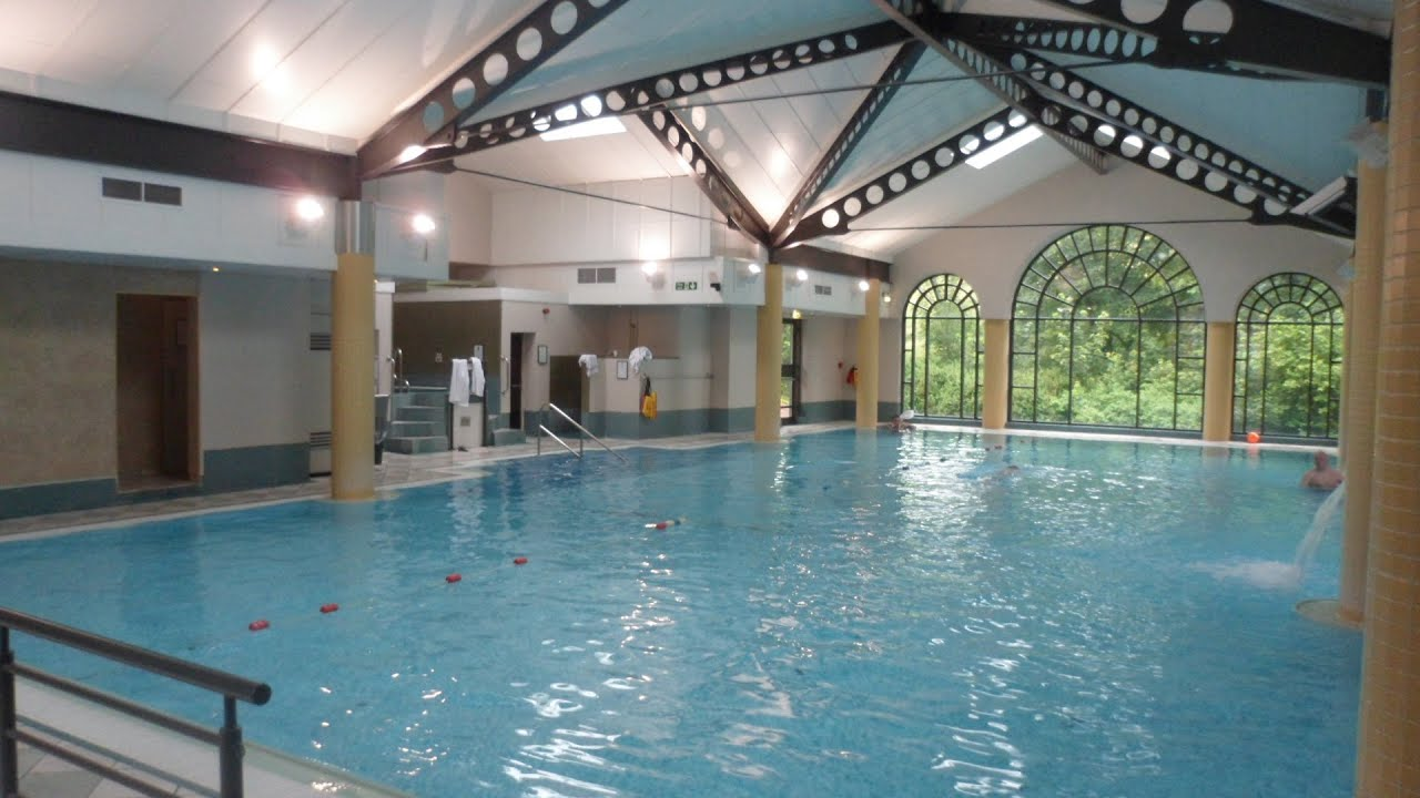 Peebles hydro hotel with pool youtube for Hydroponic pool