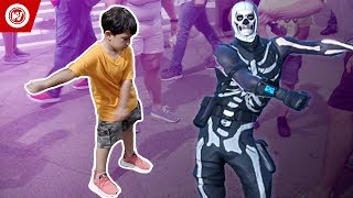 Fortnite DANCE Challenge: What