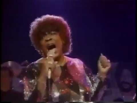 LaVern Baker--Jim Dandy, Saved, 1988 TV With Interview