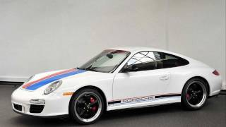 Porsche 911 Carrera GTS B59 Edition 2012 Videos
