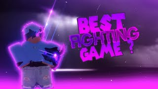 Best Fighting Game ever on ROBLOX ?! I Nelstory (Demo)