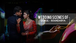 The Gokul + Soundarya Wedding Scenes