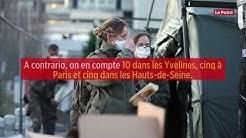 Coronavirus : 32 clusters repérés en Île-de-France