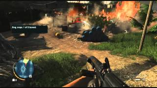 Far Cry 3 Story Mission 10 - kick in the hornet