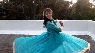 Mere Rashke Qamar  Baadshaho   semi classical    By Pranjali Sapre   Dance cover.